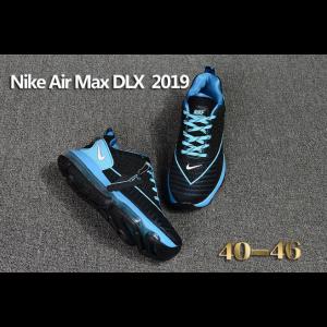 реплика nike air max dlx 2019 мъжки обувки синьо черно