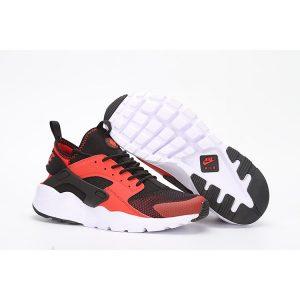 на едро nike air huarache iv 4 дамски обувки за бягане черно червено