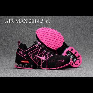 на едро nike air max 2018 дамски обувки розово черно