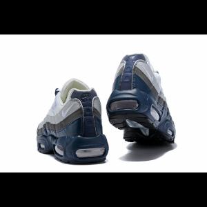 на едро nike air max 95 мъжки обувки бяло синьо
