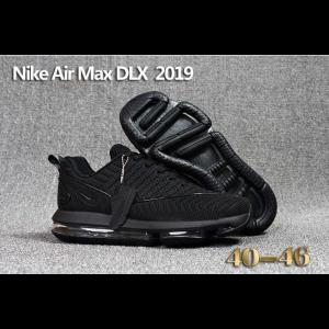 на едро nike air max dlx 2019 мъжки обувки черни