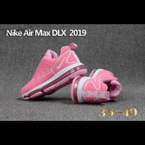 на едро nike air max dlx 2019 дамски обувки розово