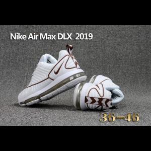 на едро nike air max dlx 2019 дамски обувки бели