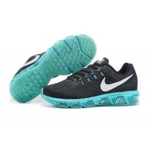 на едро nike air max tailwind 8 мъжки обувки за бягане черно синьо