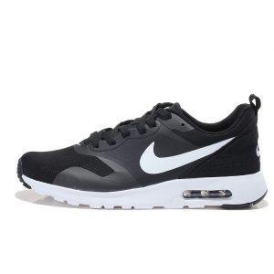на едро nike air max thea print мъжки обувки за бягане черно бяло