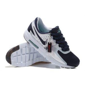 на едро nike air max zero дамски обувки за бягане черно бяло