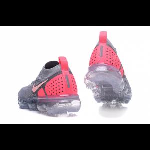 на едро nike air vapormax flyknit 2.0 дамски обувки черни розови