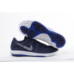 на едро nike flex series мъжки обувки за бягане бяло синьо