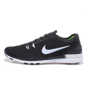 на едро nike free 5.0 v2 trianing мъжки обувки за бягане черно бяло