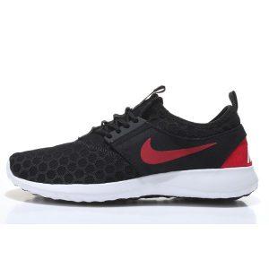 на едро nike zenji мъжки обувки за бягане черни червени